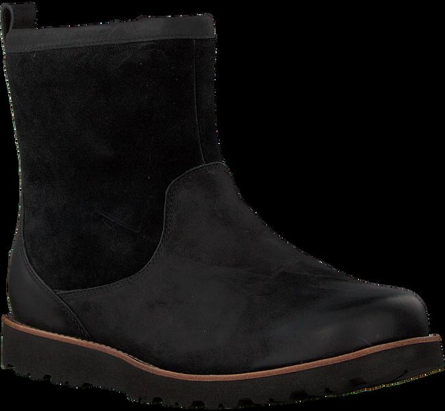Schwarze UGG Ankle Boots HENDREN  - large