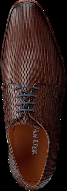 Cognacfarbene VAN LIER Business Schuhe 1918902  - large