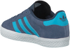 Blaue ADIDAS Sneaker GAZELLE KIDS - small