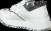 Weiße NOTRE-V Sneaker AG281  - small