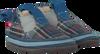 Blaue SHOESME Babyschuhe BS6W400 - small