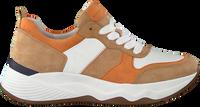 Camelfarbene GABOR Sneaker low 490.1  - medium