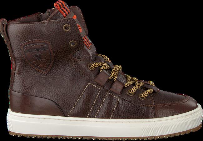 Braune VINGINO Ankle Boots STYN HIGH  - large