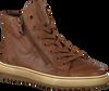 Cognacfarbene GABOR Sneaker 754  - small