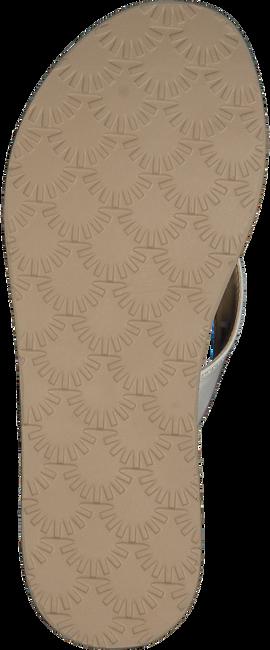 Weiße UGG Pantolette TAWNEY - large