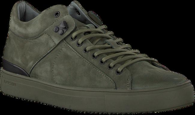 Grüne BLACKSTONE Sneaker QM87 - large