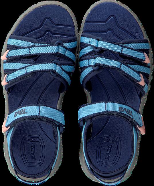 Blaue TEVA Sandalen 1019395 TIRRA  - large