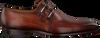 Cognacfarbene MAGNANNI Business Schuhe 16608 - small