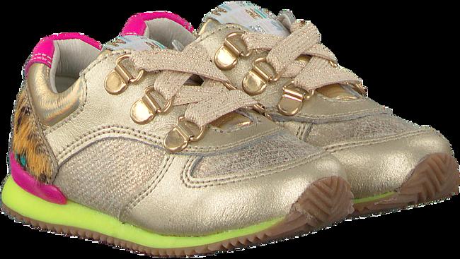 Goldfarbene BUNNIES JR Sneaker RIKKY RUIG  - large