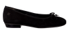 Schwarze PAUL GREEN Ballerinas 3102 - small