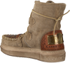 Taupe KARMA OF CHARME Stiefeletten CAMOU - small