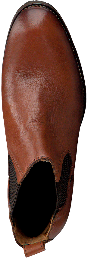 Cognacfarbene OMODA Ankle Boots MINFUSA610.01OMO - larger