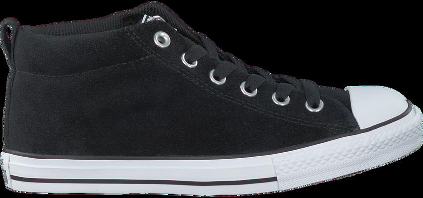 Schwarze CONVERSE Sneaker CTAS STREET SUEDE - larger