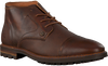 Braune REHAB Business Schuhe MIKE - small