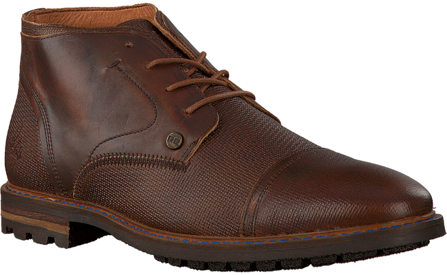 Braune REHAB Business Schuhe MIKE - large