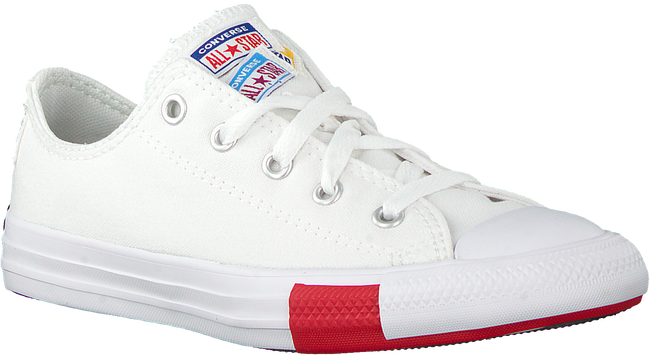 Weiße CONVERSE Sneaker low CHUCK TAYLOR ALL STAR OX KIDS  - large