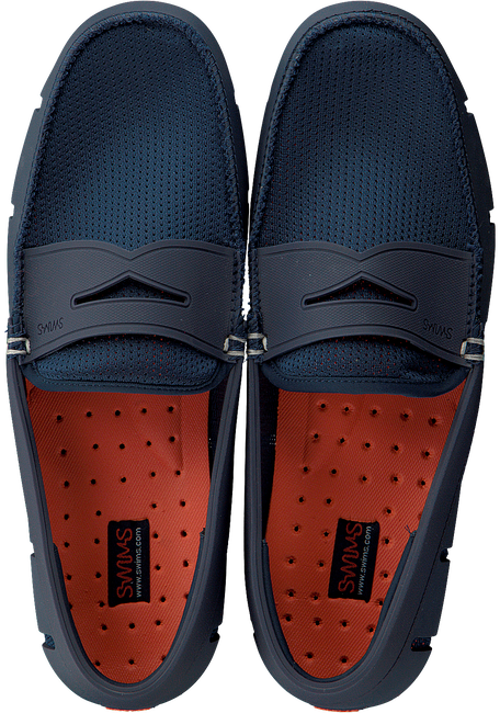 Blaue SWIMS Loafer PENNY LOAFER  - large