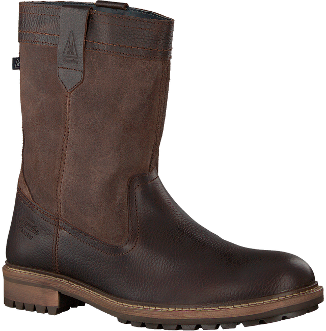 Braune GAASTRA Ankle Boots CAPE HIGH  - large