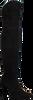 Schwarze UNISA Overknees PALMA - small