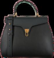 Schwarze COCCINELLE Handtasche MARVIN 1802  - medium