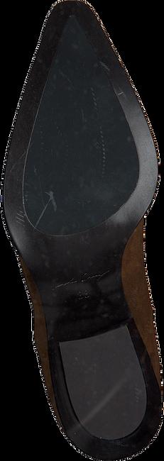 Braune LOLA CRUZ Cowboystiefel 294T30BK-D-I19  - large