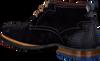 Blaue FLORIS VAN BOMMEL Business Schuhe 10947 - small