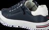Blaue TOMMY HILFIGER Sneaker low LOW CUT LACE-UP SNEAKER  - small