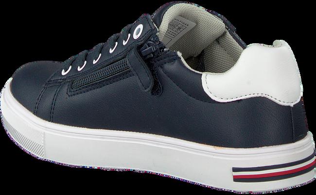Blaue TOMMY HILFIGER Sneaker low LOW CUT LACE-UP SNEAKER  - large