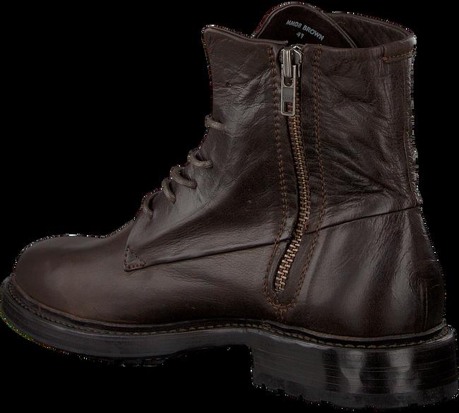 Braune BLACKSTONE Schnürschuhe MM08 - large