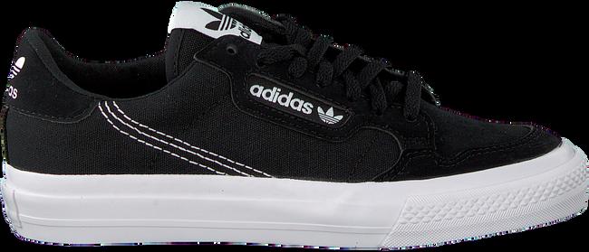 Schwarze ADIDAS Sneaker low CONTINENTAL VULC C  - large