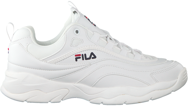 Weiße FILA Sneaker RAY LOW MEN  - large
