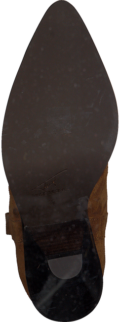 Cognacfarbene TORAL Stiefeletten 12031  - large