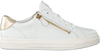 Weiße HASSIA Sneaker BILBAO  - small