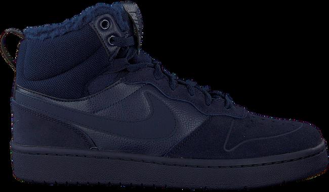 Blaue NIKE Sneaker high COURT BOROUGH MID WINTER KIDS - large