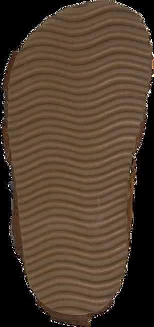 Cognacfarbene SHOESME Sandalen BI9S096 - large