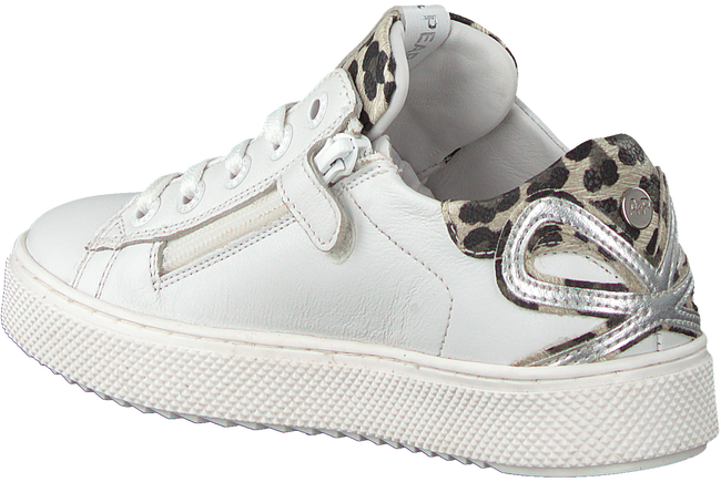 Weiße APPLES & PEARS Sneaker low FREJA  - large