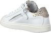 Weiße PINOCCHIO Sneaker low P1834  - small