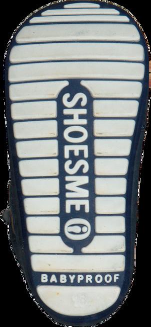 Blaue SHOESME Babyschuhe BP9W028-E  - large
