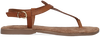 Braune LAZAMANI Pantolette 75.618  - small