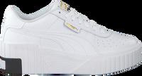 Weiße PUMA Sneaker low CALI WEDGE WN'S  - medium