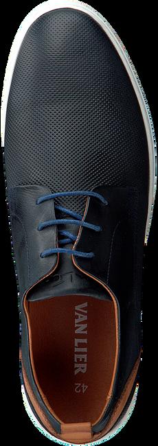 Blaue VAN LIER Business Schuhe 1918705  - large