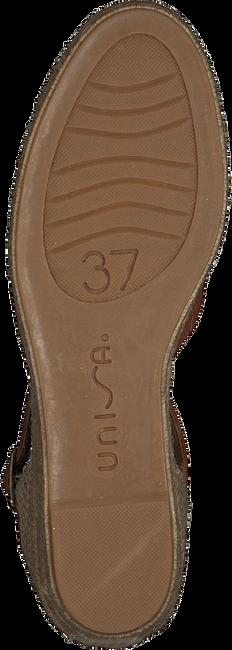 Braune UNISA Espadrilles CISCA  - large
