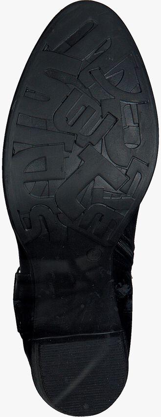 Schwarze OMODA Stiefeletten 210204  - larger