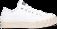 Weiße CONVERSE Sneaker low CHUCK TAYLOR ALL STAR ESPADRIL  - medium