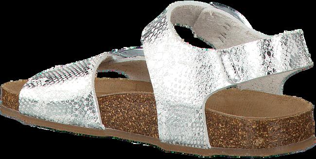 Silberne KIPLING Sandalen ROSY - large