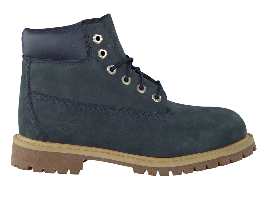 Blaue TIMBERLAND Ankle Boots 6IN PRM WP BOOT KIDS - larger