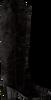 Schwarze NOTRE-V Hohe Stiefel BY6606X  - small