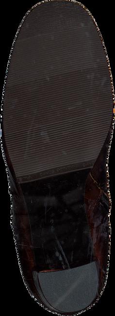 Cognacfarbene NOTRE-V Stiefeletten 176/04  - large