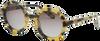 Braune IKKI Sonnenbrille TATE  - small