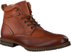 Cognacfarbene OMODA Schnürboots MINFUSA602 - small